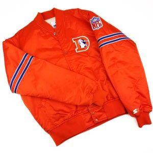 Vintage Denver Broncos Starter Pro Line Jacket